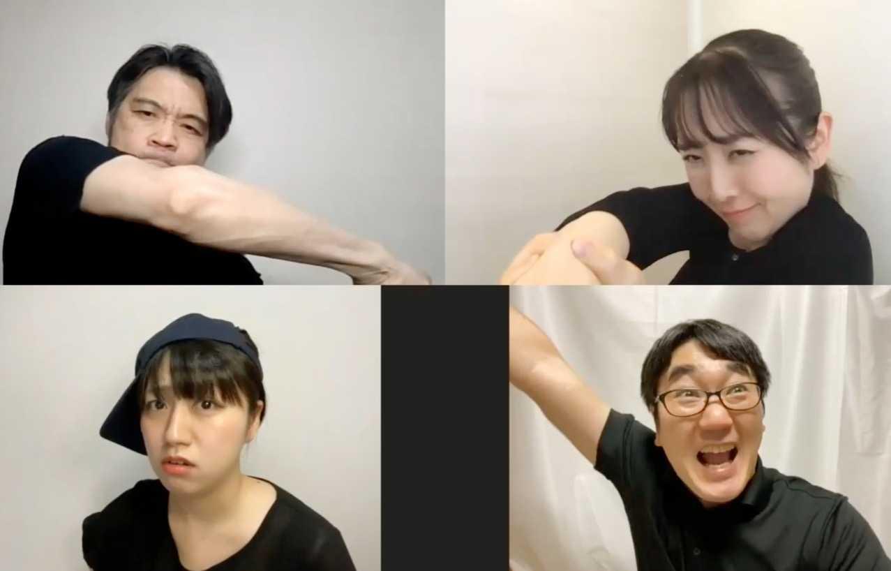 リモート朗読劇「Sky」第2部「伝説のネズミ編」(全3部)