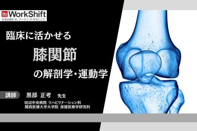 臨床に活かせる膝関節の解剖学 運動学